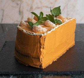 Ο Άκης Πετρετζίκης δημιουργεί: Υπέροχο αρωματικό κέικ μανταρίνι και μας... ξεσηκώνει (βίντεο) - Κυρίως Φωτογραφία - Gallery - Video