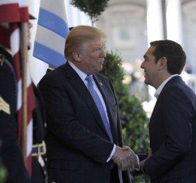 """Ο Ντόναλντ Τραμπ συγχαίρει Τσίπρα και Ζάεφ: """"Η Συμφωνία των Πρεσπών, το μεγαλύτερο επίτευγμα στα Βαλκάνια"""" - Κυρίως Φωτογραφία - Gallery - Video"""