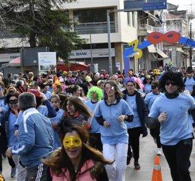 MaskaRun: Τρέξε με την μάσκα σου & μπες στην αποκριάτικη παρέα για να διασκεδάσεις!  - Κυρίως Φωτογραφία - Gallery - Video