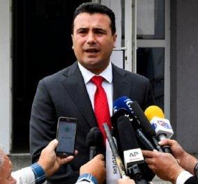 """Ο Ζ. Ζάεφ χαιρέτισε την κύρωση από την ελληνική Βουλή - """" Με υπερηφάνεια να λέμε: Είμαστε ΝΑΤΟ"""" - Κυρίως Φωτογραφία - Gallery - Video"""