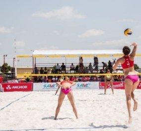 Good News: η μεγάλη επιτυχία Αρβανίτη-Καραγκούνη για το ελληνικό Beach Volley- Χρυσό μετάλλιο στην Καμπότζη   - Κυρίως Φωτογραφία - Gallery - Video
