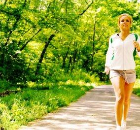 «Πράσινη» άσκηση: Ποια τα πολλαπλά οφέλη που προσφέρει στον άνθρωπο; - Κυρίως Φωτογραφία - Gallery - Video