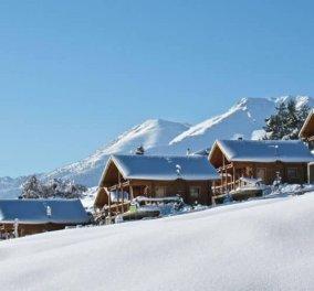 Υάδες Mountain Resort: Πολυτελείς ανέσεις δίπλα στη φύση στο σαλέ των «Ελβετικών» Τρικάλων Κορινθίας - Κυρίως Φωτογραφία - Gallery - Video