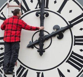 Αλλαγή ώρας: Μία ώρα μπροστά τα ρολόγια μας τα ξημερώματα της Κυριακής  - Κυρίως Φωτογραφία - Gallery - Video