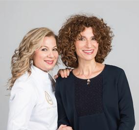 Ντίνα & Μαρία Νικολάου - 2 αγαπημένες αδελφές με 4 γευστικές διευθύνσεις στο Παρίσι: Εστιατόριο, μεζεδοπωλείο, catering & traiteur    - Κυρίως Φωτογραφία - Gallery - Video