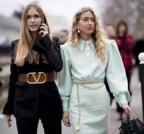 Το καλύτερο street style από την εβδομάδα μόδας στο Παρίσι για τον ερχόμενο χειμώνα 2019-2020 (φώτο)  - Κυρίως Φωτογραφία - Gallery - Video