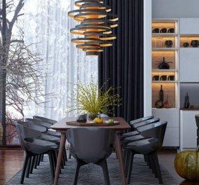 Σπύρος Σούλης: Οι  14 πιο όμορφες τραπεζαρίες που έχετε δει - Πάρτε ιδέες (Φώτο) - Κυρίως Φωτογραφία - Gallery - Video