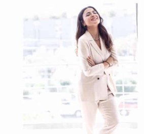 Made in Greece τα Levinia Konyalian: Ανάλαφρα καφτάνια, χυτά φορέματα & παιχνιδιάρικα playsuits καλοκαίρι στη νέα συλλογή 2019 - Κυρίως Φωτογραφία - Gallery - Video