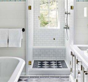 Ήρθε η ώρα να κάνετε το μικρό σας μπάνιο σούπερ εντυπωσιακό  - Δείτε 55 φανταστικές ιδέες (φώτο)  - Κυρίως Φωτογραφία - Gallery - Video