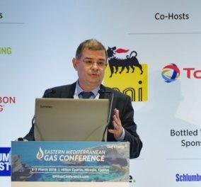"""Ομιλία Γιάννη Γρηγορίου στο """"Eastern Mediterranean Gas Conference"""" της Λευκωσίας - Κυρίως Φωτογραφία - Gallery - Video"""