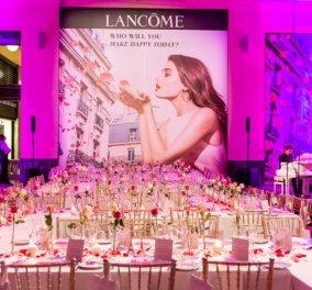 Με ένα ξεχωριστό δείπνο η Lancôme γιόρτασε την Ημέρα της Ευτυχίας στο City Link     - Κυρίως Φωτογραφία - Gallery - Video