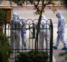 Έκρηξη χειροβομβίδας στο ρωσικό προξενείο στο Χαλάνδρι – Tην πέταξαν από το μηχανάκι & εξαφανίστηκαν - Κυρίως Φωτογραφία - Gallery - Video