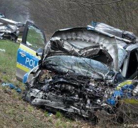 Γερμανία: Συνετρίβη αεροσκάφος - Τρεις νεκροί -ανάμεσα τους η πολυεκατομμυριούχος  συνιδιοκτήτρια της εταιρείας (φώτο-βίντεο) - Κυρίως Φωτογραφία - Gallery - Video