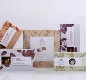 Made in Greece η Petits Grecs: Κουραμπιέδες, ροζέδες, μπισκότα, κουλουράκια & γλυκά του κουταλιού με παράδοση & «μυστικές» συνταγές από όλη την Ελλάδα - Κυρίως Φωτογραφία - Gallery - Video