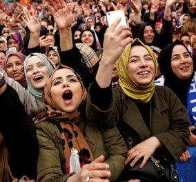 Ερντογάν πάλι αλλά οριακά νικητής έχασε την Αγκύρα, πήρε την Κωνσταντινούπολη με το ζόρι -  Τι έδειξαν οι κάλπες (φώτο) - Κυρίως Φωτογραφία - Gallery - Video