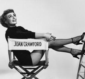 Vintage pics: Η Τζοάν Κρόφορντ, το ωραιότερο κορίτσι του κόσμου σε μια μοναδική λήψη το 1934 (φωτό) - Κυρίως Φωτογραφία - Gallery - Video