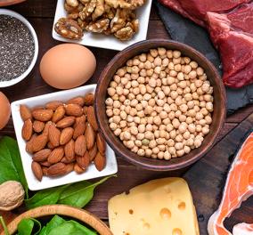 Αυτές είναι οι επιπτώσεις στην υγεία αν δεν τρώτε αρκετή πρωτεΐνη  - Κυρίως Φωτογραφία - Gallery - Video
