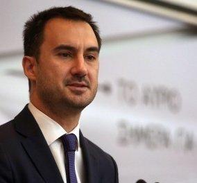 """Αλέξης Χαρίτσης: """"Ευρωεκλογές το Μάιο με σταυρό - Βουλευτικές τον Οκτώβριο""""... Μην ξεχνιόμαστε - Κυρίως Φωτογραφία - Gallery - Video"""