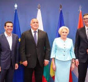 Αλ. Τσίπρας: Τα Βαλκάνια γίνονται ένας ενεργειακός κόμβος (βίντεο) - Κυρίως Φωτογραφία - Gallery - Video