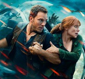 Το παγκόσμιο blockbuster Jurassic World: Το βασίλειο έπεσε,  έρχεται σε Α΄προβολή στην COSMOTE TV - Κυρίως Φωτογραφία - Gallery - Video