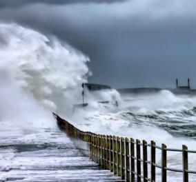 Άνοιξη τέλος μέχρι...νεωτέρας - Έκτακτο δελτίο καιρού: Έρχονται καταιγίδες , χαλάζι, θυελλώδεις άνεμοι  & χιόνια  - Κυρίως Φωτογραφία - Gallery - Video