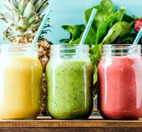 Smoothies: Ιδανική επιλογή για πρωινό – Γιατί να τα βάλετε στην διατροφή σας - Κυρίως Φωτογραφία - Gallery - Video