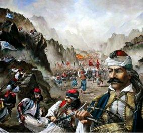 Ιδού 5 σημαντικοί ήρωες οπλαρχηγοί της Επανάστασης: Από τον Κολοκοτρώνη έως τον Ανδρούτσο - Κυρίως Φωτογραφία - Gallery - Video