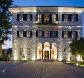 Δεσποτικό: Το αρχοντικό ξενοδοχείο στην καρδιά της Πορταριάς – Φόντο το καταπράσινο ορεινό τοπίο & η παραδοσιακή πηλιορείτικη αρχιτεκτονική - Κυρίως Φωτογραφία - Gallery - Video