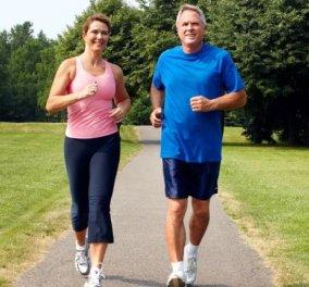 Νέα έρευνα: Ακόμα και 10 έως  60 λεπτά περπάτημα την εβδομάδα μειώνει τον κίνδυνο πρόωρου θανάτου - Κυρίως Φωτογραφία - Gallery - Video