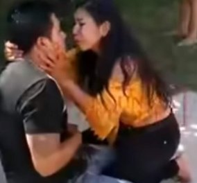 22χρονη μαχαίρωσε τον φίλο της & τον αποχαιρετά ενώ πεθαίνει (βίντεο)  - Κυρίως Φωτογραφία - Gallery - Video