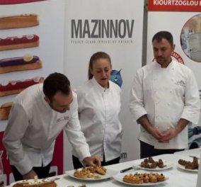 Το καλύτερο ελληνικό εκλέρ έχει γεύση από… ρυζόγαλο, μαστίχα και μανταρίνι! - Διαγωνισμός από την γαλλική πρεσβεία - Κυρίως Φωτογραφία - Gallery - Video