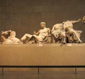 «Bring them back» φωνάζουν και οι Τούρκοι επιστήμονες «αδειάζοντας» το Βρετανικό Μουσείο - Κυρίως Φωτογραφία - Gallery - Video