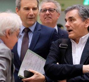 """""""Όχι"""" από το Eurogroup στην εκταμίευση της δόσης του 1 δισ. ευρώ - Σε θετικό κλίμα η συζήτηση αλλά.... υπάρχουν """"αγκάθια"""" - Κυρίως Φωτογραφία - Gallery - Video"""