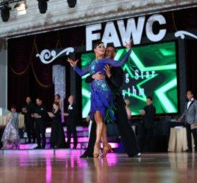 Τοpwoman: Με το «Όσκαρ - Freddy Award» βραβεύθηκε η καλλονή Φωτεινή Παγγέα - Η καλύτερη καθηγήτρια-χορεύτρια για το 2018 - Κυρίως Φωτογραφία - Gallery - Video