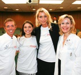 Αποστολία Τσιμπερίδου: Με εξατομικευμένες θεραπείες κατά του καρκίνου προκαλεί το ενδιαφέρον της παγκόσμιας κοινότητας - Κυρίως Φωτογραφία - Gallery - Video