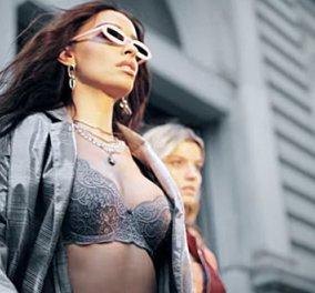 Έχετε δει το βίντεο κλιπ με την Φουρέιρα να διαφημίζει τα εσώρουχα της Triumph; Σούπερ woman  - Κυρίως Φωτογραφία - Gallery - Video