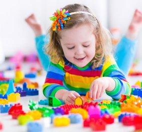 Τι ρόλο παίζει η σημασία των παιχνιδιών στην ανάπτυξη του παιδιού σας - Κυρίως Φωτογραφία - Gallery - Video