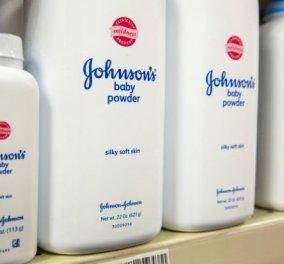 Johnson & Johnson: Αποζημίωση μαμούθ 29 εκ δολ στην καρκινοπαθή που χρησιμοποιούσε το ταλκ της - Κυρίως Φωτογραφία - Gallery - Video