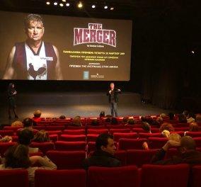 The Merger: Το eirinika στην πρεμιέρα μιας τόσο επίκαιρης & τρυφερής ταινίας από την Αυστραλία - Φώτο & Βίντεο  - Κυρίως Φωτογραφία - Gallery - Video