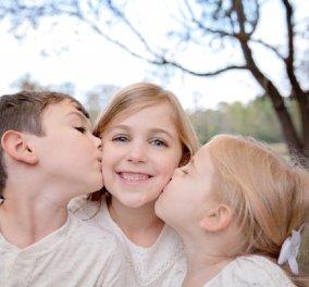 """Αχ αυτά τα παιδιά """"sandwich"""" ! - Πως θα μεγαλώσετε σωστά λοιπόν το μεσαίο παιδί σας  - Κυρίως Φωτογραφία - Gallery - Video"""