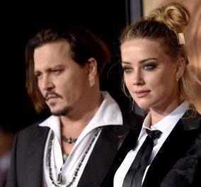 50 εκατομμύρια δολάρια για συκοφαντική δυσφήμιση ζητά από την πρώην σύζυγο του ο Τζόνι Ντεπ - Τι της καταλογίζει (φώτο) - Κυρίως Φωτογραφία - Gallery - Video
