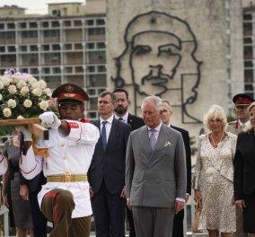 Φωτό& βίντεοτου Καρόλου & της Καμίλα στην Κούβα - Ηπρώτη επίσκεψη της βασιλικής οικογένειας στο νησί της Καραϊβικής - Κυρίως Φωτογραφία - Gallery - Video