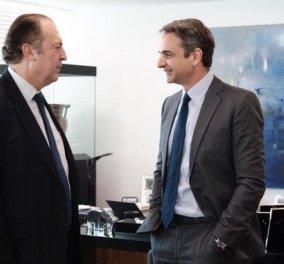 Προσχώρησε στη ΝΔ ο ανεξάρτητος βουλευτής, Γιώργος Λαζαρίδης - Η πρώτη δήλωσή του - Κυρίως Φωτογραφία - Gallery - Video