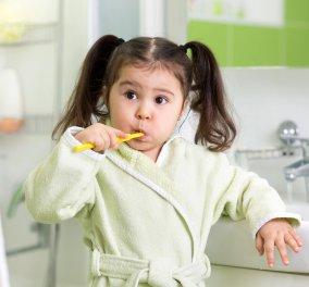 Ένα χρήσιμο βίντεο που μας δείχνει πως πρέπει να βουρτσίζουν τα δόντια τους όλα τα παιδιά  - Κυρίως Φωτογραφία - Gallery - Video