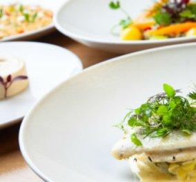 Εβδομάδα κουζίνας του Αγίου Όρους: Απολαύστε σε 17 εστιατόρια της Θεσσαλονίκης - Καρπάτσιο αστακού, λαβράκι πρασοσέλινο, χελιδονόψαρο - Κυρίως Φωτογραφία - Gallery - Video