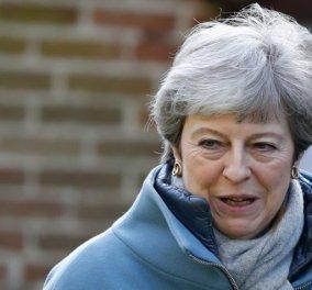 Παραγκωνίζεται η Μέι - Στη Βουλή των Κοινοτήτων η διαδικασία του Brexit - Κυρίως Φωτογραφία - Gallery - Video