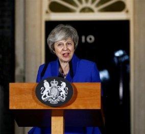 «Τέλος χρόνου, Τερέζα»: Τα βρετανικά ΜΜΕ δίνουν τη χαριστική βολή στη Μέι - Κυρίως Φωτογραφία - Gallery - Video