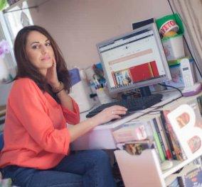 Αποκλ. Made in Greece η Fancy Owl Creations: Από τη Δράμα σε πωλήσεις στα social media – Η Βιβή Χατζηκυριάκου δημιουργεί υφασμάτινες χειροποίητες θήκες για βιβλία & ξετρελαίνει τους βιβλιόφιλους - Κυρίως Φωτογραφία - Gallery - Video