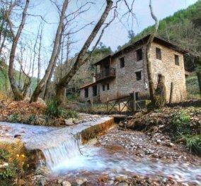 Μηλιές: Ασυναγώνιστη ομορφιά σε ένα από τα πιο όμορφα & παραδοσιακά χωριά του Πηλίου (Βίντεο) - Κυρίως Φωτογραφία - Gallery - Video