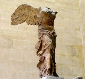 """""""Με τα ελευθέρια φτερά της Νίκης της Σαμοθράκης"""" - Μια εκπληκτική έκθεση καταγράφει την επιρροή του εμβληματικού αγάλματος σε όλο τον κόσμο (φώτο) - Κυρίως Φωτογραφία - Gallery - Video"""